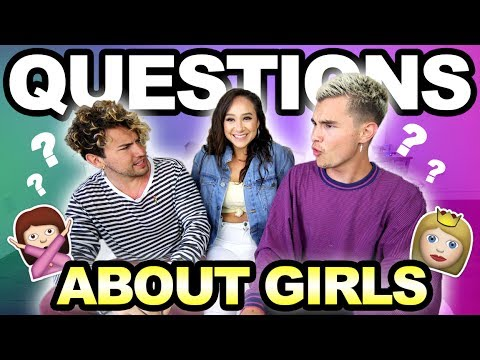 Thumbnail: THINGS WE DON'T UNDERSTAND ABOUT GIRLS