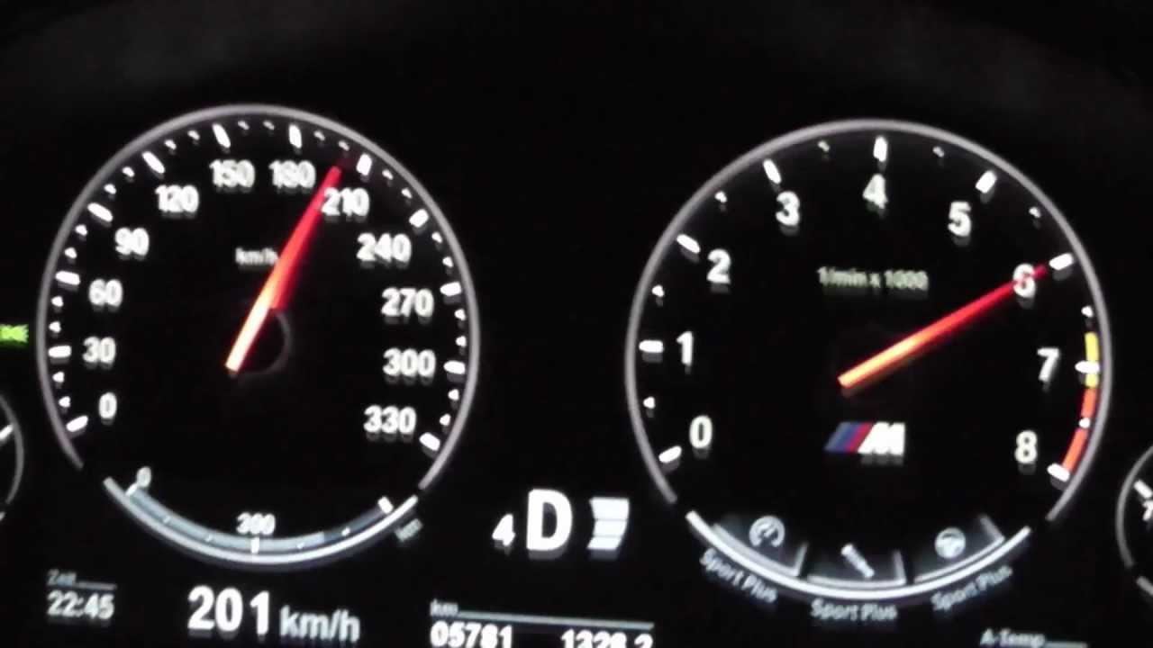 2012 bmw m5 f10 560 ps 0 200 km h acceleration. Black Bedroom Furniture Sets. Home Design Ideas