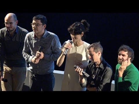 Diane a les épaules - Clotilde Hesme - Avant-première Paris (UGC Les Halles, 14/11/2017)