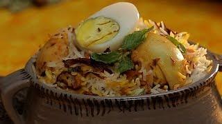 Spicy Kolhapuri Egg Biryani   How to Make Egg Biryani in Marathi   कोल्हापुरी अंडा  बिरयानी