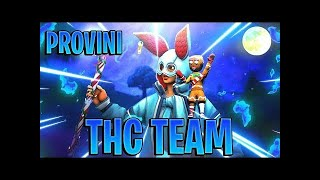 PROVINI THC IN THE PRIVATE SERVER code thc_Team_yt Fortnite Live ITA