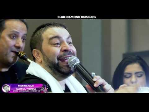 Florin Salam - Yasmina, Yasmina PREMIERA New Live 2017 by DanielCameramanu @Club Diamond