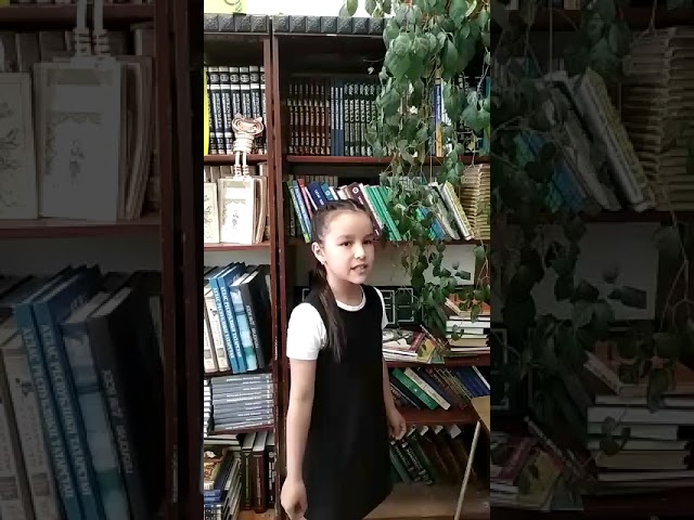 Изображение предпросмотра прочтения – КамилаФайсханова читает произведение «Плюшевые волки» К.М.Симонова