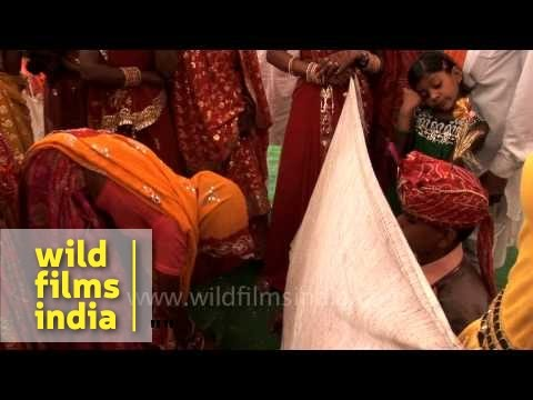 Under-age child marriages in Rajasthan