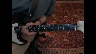 Mercury Blues - Steve Miller - Lesson