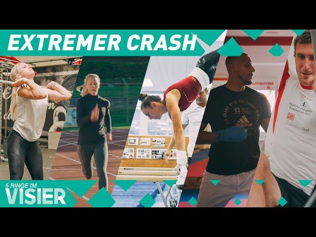 Folge 05 | Extremer Crash | 5 Ringe im Visier