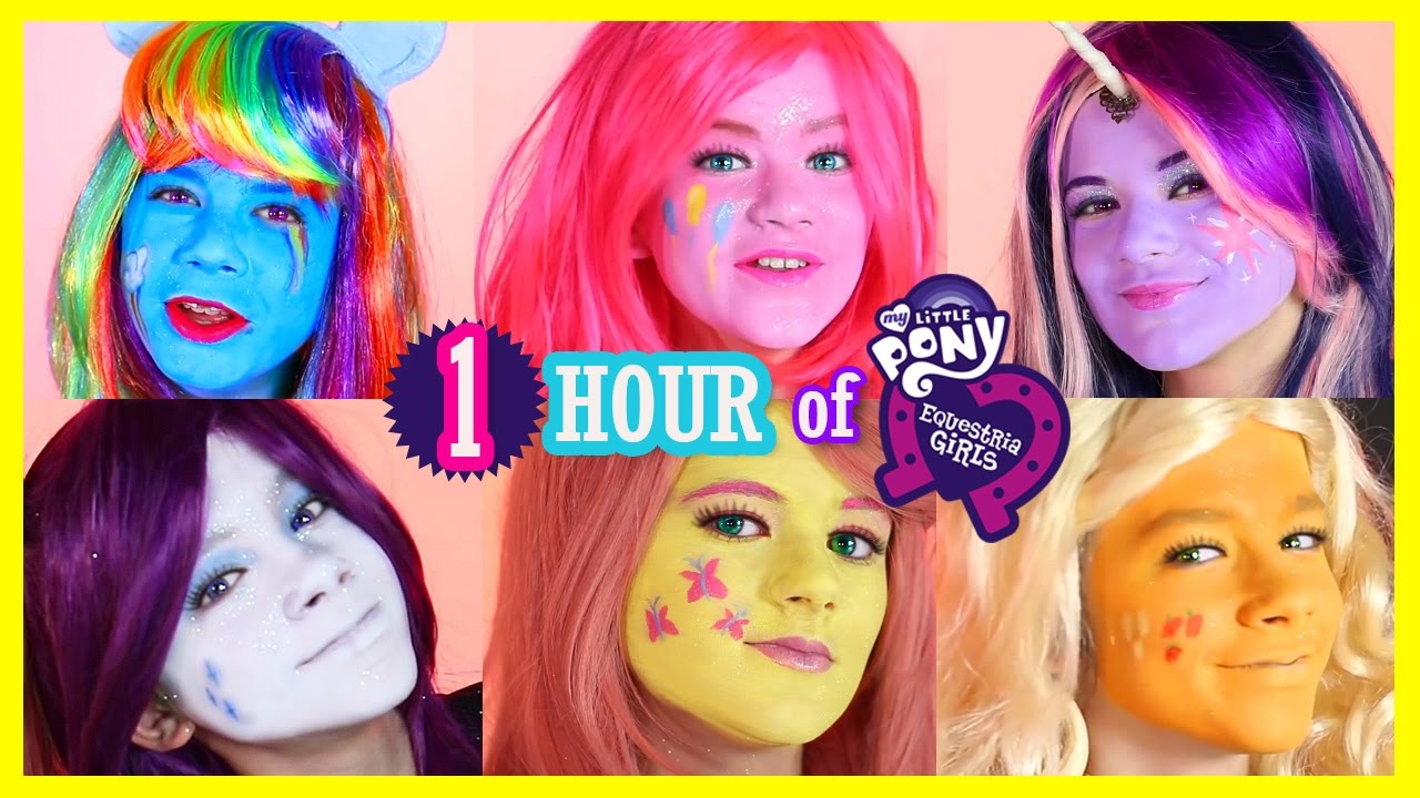 1 hour my little pony mane 6 face paint challenges rainbow dash 1 hour my little pony mane 6 face paint challenges rainbow dash pinkie pie twilight sparkles solutioingenieria Gallery