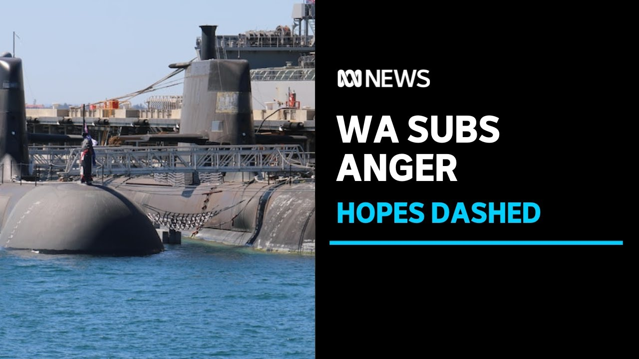 Download Mark McGowan launches on Scott Morrison over submarine contract snub. | ABC News