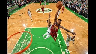 Jeff Green's Most Athletic Plays At The Rim From the 2017-2018 NBA Season