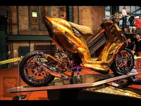 Scooter Tuning 2013 ! Made in France (Part 2)
