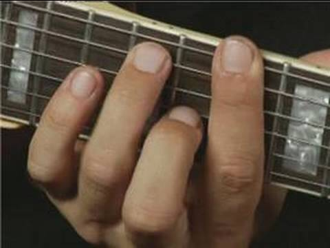Root Position of D Major Guitar Chord on All Strings : Guitar Chord ...