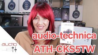 Audio-technica ATH CKS5TW - Review