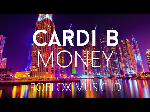 Roblox Code Cardi B Money Youtube