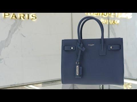 Женская сумка из кожи теленка SAINT LAURENT, review: ID 162793