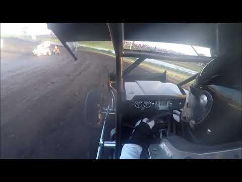 305 Sprint Cars heat 2 @ I-90 Speedway 7/27/19