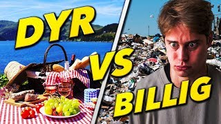 Dyr vs Billig Picknick!!!!