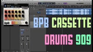 BPB Cassette Drums 909 – Free …