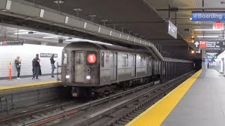 NYC Subway: WTC-Cortlandt Station Reopening