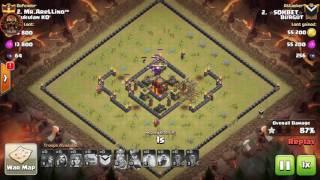 War base th 10 prematur best strategy