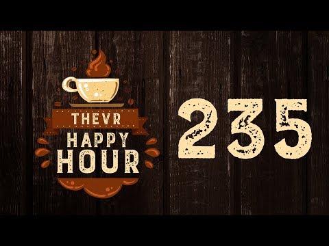 Fegyvertartás & Furcsa találkozások   TheVR Happy Hour - 02.16.