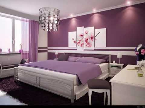 How to do wall painting designs yourself, Cool bedroom paint ideas