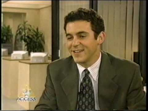 Fred Savage Interview with Access Hollywood (1997)