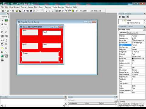 Tutorial para crear programa en visual basic youtube for Programa para hacer cocinas integrales gratis