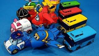 444숫자놀이 변신재롬 출동슈퍼윙스 로보카폴리 꼬마버스 타요 장난감 놀이 super wings robo car poli tayo toys 변신아리 변신호기 변신도니 타요 장난감