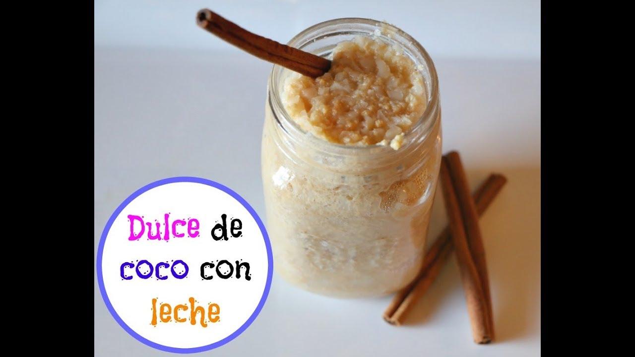 Facil dulce de coco | Postre Dominicano| Cocinando con Ros Emely