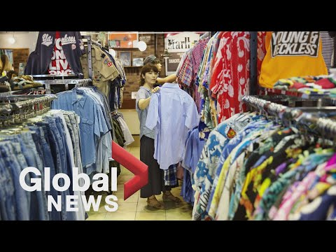 Second-hand clothing industry could hit $80B worldwide