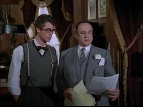 Movie Movie 1978  Barry Bostwick  I Just Need The Girl  George C. Scott
