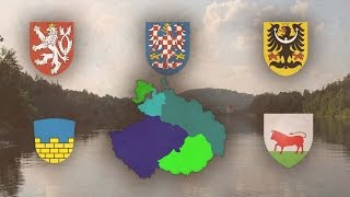 «Lands of the Bohemian Crown» | Every year | 1348-1918