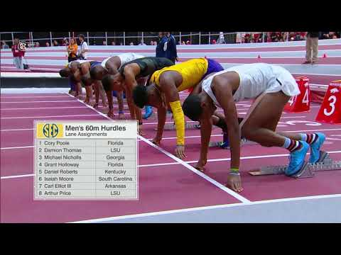 T&F - SEC Indoors Championship Saturday Recap
