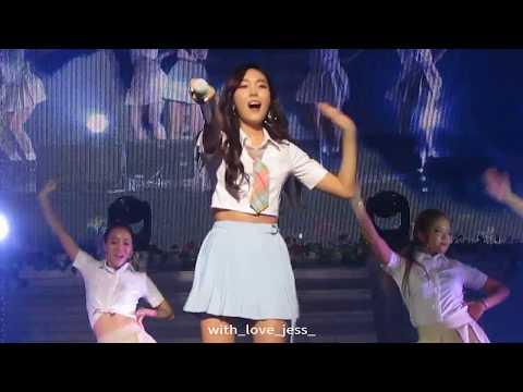 170813 [Encore] Fly - 제시카(JESSICA)  mini concert in Seoul