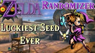 Zelda: Majora's Mask Randomizer (Laid Back Commentary)