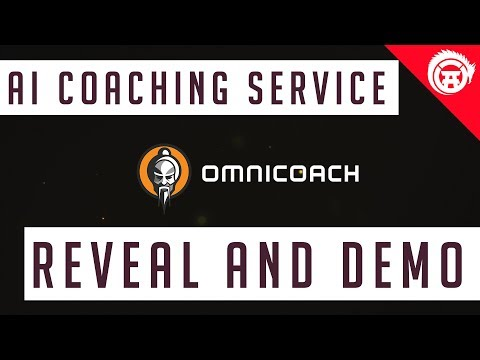 Omnicoach - AI Coaching Service Reveal and Demo | OverwatchDojo