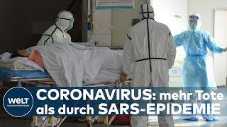 CORONA-VIRUS: Weltweit immer mehr Todesfälle und Infizierte