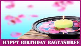 Bagyashree   Birthday Spa - Happy Birthday