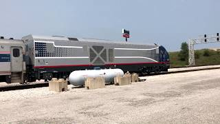 Siemens SC-44 Charger Arriving In Quincy, IL and West Quincy, MO 9/1/2017