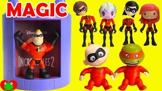 Incredibles Wrong Heads Hypnotized By Screenslaver PJ Masks Transformer