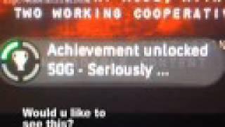Gears Of War 1250/1250 Seriously Glitch And Cod4 1000/1000 Forza 1000/1000 Glitch