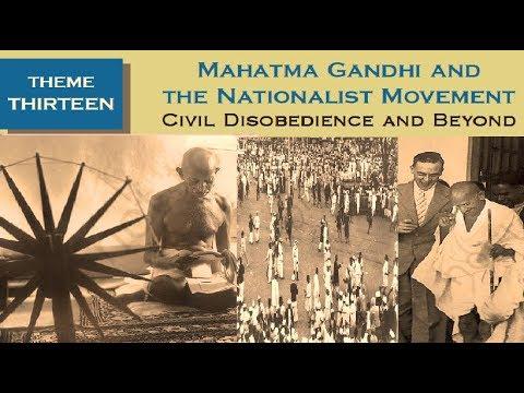 Essay on Gandhi's Civil Disobedience Movement - Words