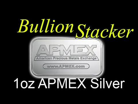REVIEW: APMEX 1oz Silver Bar PROBLEM
