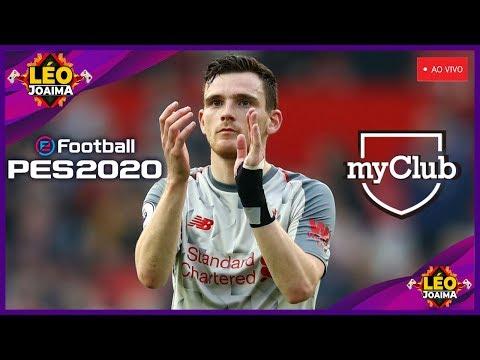 EFootball PES 2020 MYCLUB - OBRIGADO KONAMI, DE NADA KONAMI (AO VIVO)