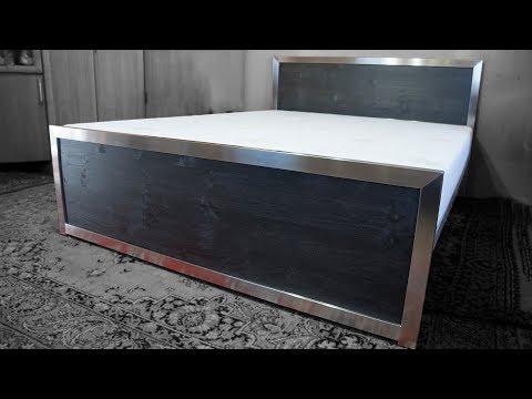 Кровать за $2k своими руками