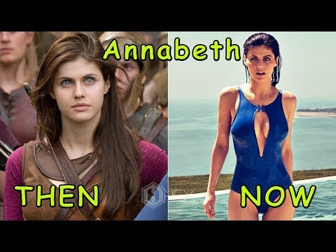 Percy Jackson Then And Now 2019