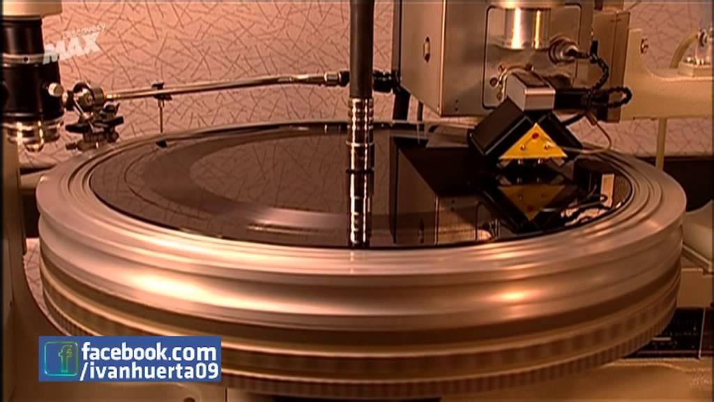 Como se graba y fabrica un disco de vinilo youtube for Como se fabrica el marmol