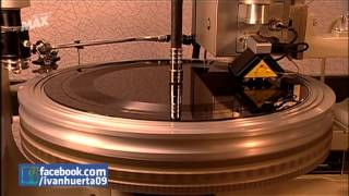 Como se graba y fabrica un disco de vinilo?