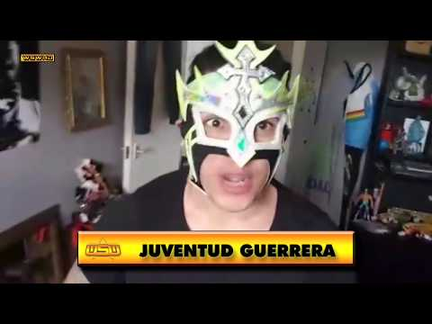 WSW World Tour Brasil - Promo Juventud Guerrera