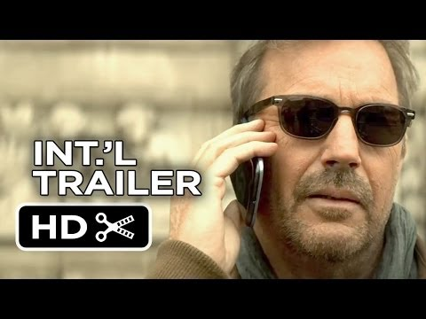 3 Days To Kill International Trailer #1 2014  Kevin Costner Movie HD